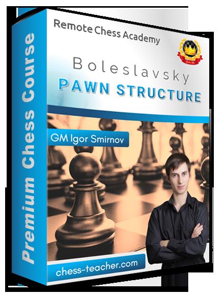 Boleslavsky Pawn Structure by GM Igor Smirnov