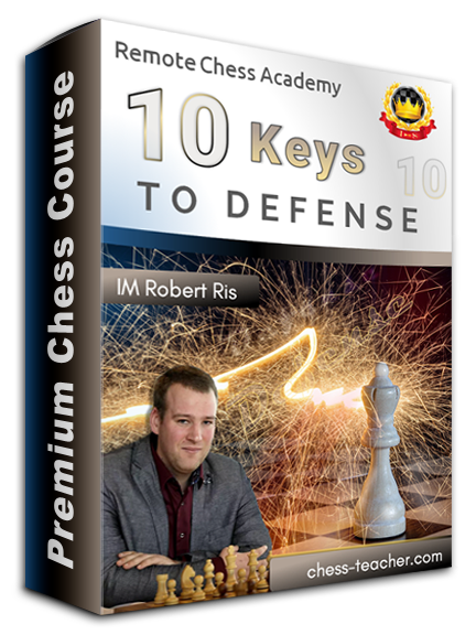 10 Keys to Defense Chess Course